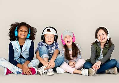 De 40 bedste lydbøger til børn
