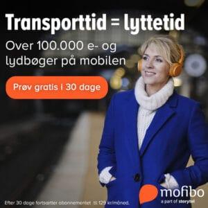 Mofibo 30 dage gratis påske 2019