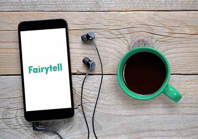 fairytell lydbøger