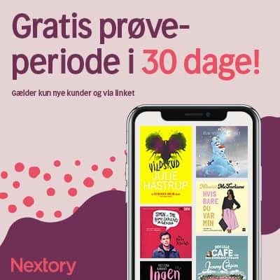nextory 30 dage gratis