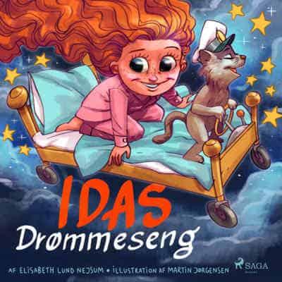 Idas Drømmeseng musikalsk lydbog
