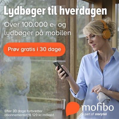 mofibo 30 dage gratis påske 2020