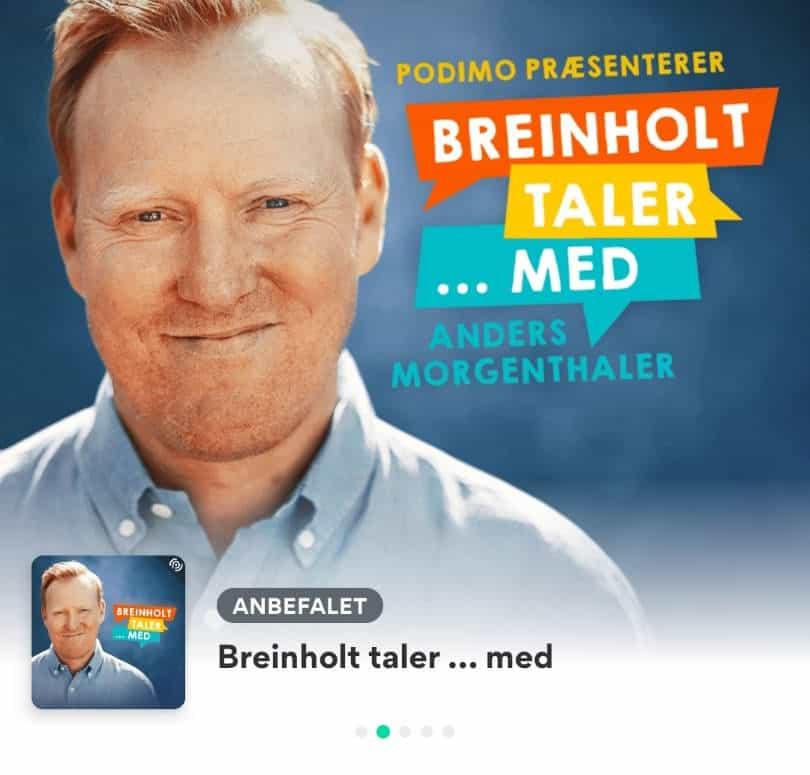 Podimo podcast Breinholt taler med